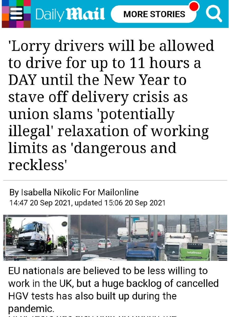 The Daily Mail doesn't realise that they're calling Brexit 'dangerous, reckless... and potentially illegal'.