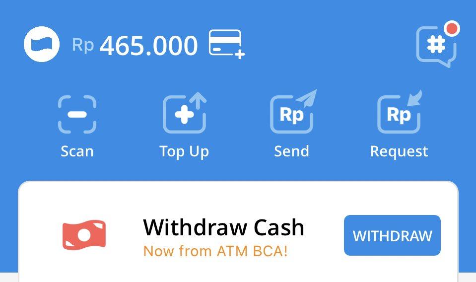GIVEAWAY $15 | 210K IDR | GCASH  - RT + Follow me   Ends 60mins!  [reroll telegram]