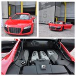 Image for the Tweet beginning: Subastan el Audi R8, incautado
