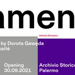 Image for the Tweet beginning: LAMENTS⚡️  An exhibition by Dorota