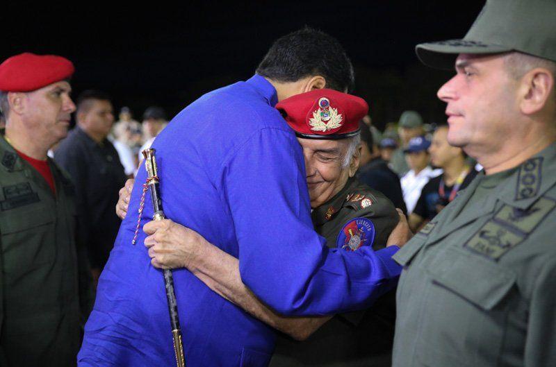 Falleció general en jefe venezolano Jacinto Pérez Arcay