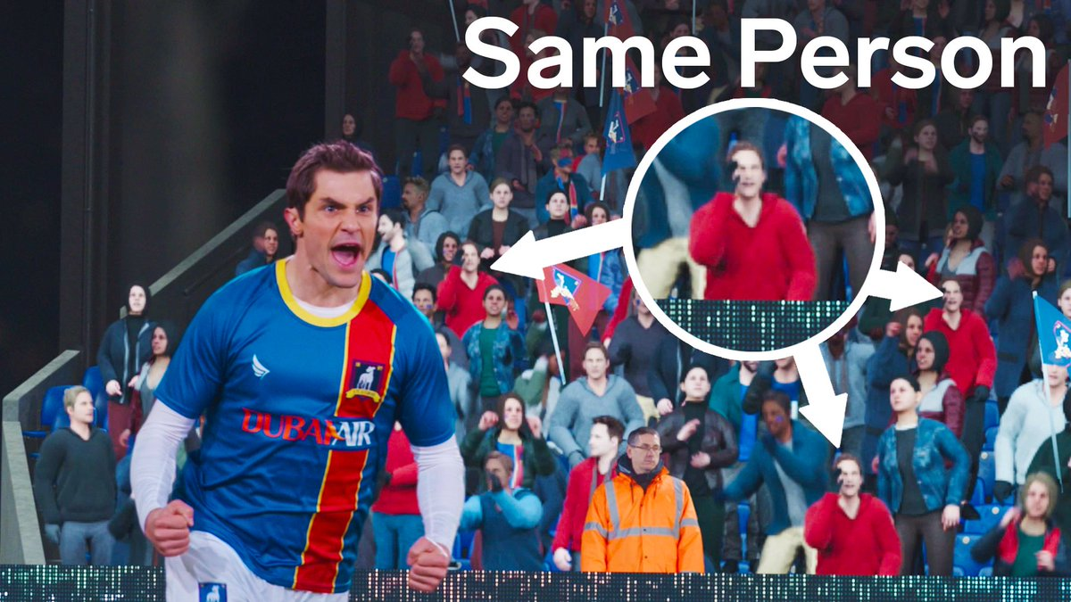 So Pep just needed to hire these guys? @AppleTV couldn't have chosen a better example in their showreel #MCFC #Emptihad