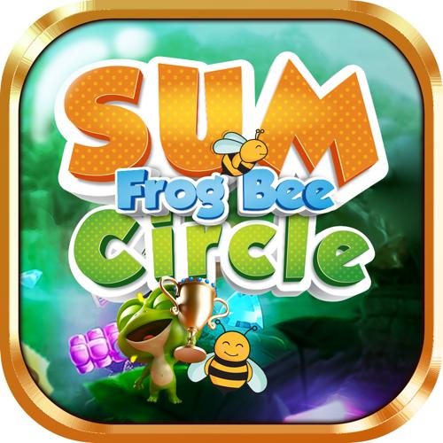 Sum Frog Bee Circle - Hoang Long Nguyen (Games) itunes.apple.com/app/id15864563…
