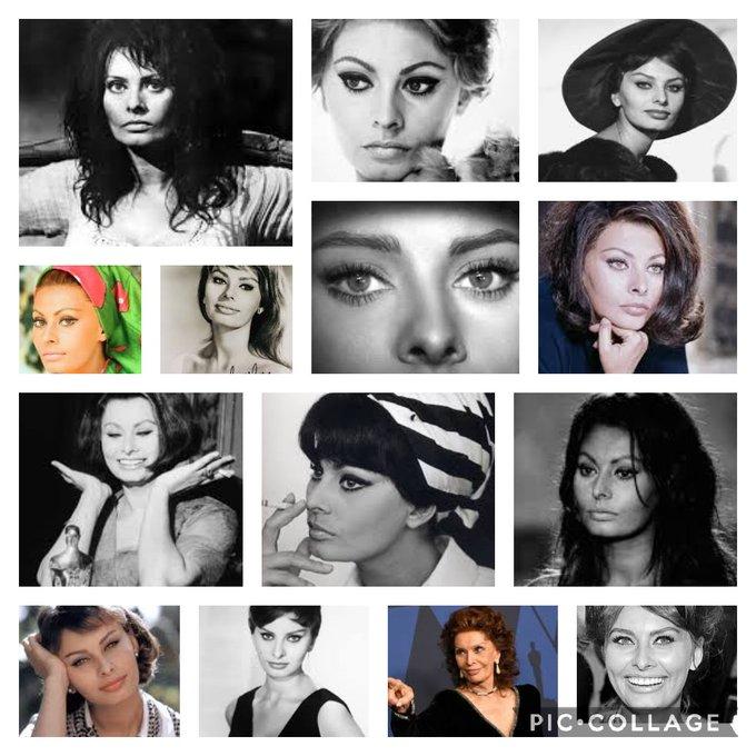 Happy 87th birthday Ms Sophia Loren