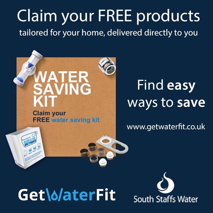 Making changes to our habits can often seem like a big task, but when it comes to saving water, it's really simple. Join @LetsGetWaterFit and carry out an easy, online water survey and receive free water-saving gadgets in the post - simple! #MondayMotivation #WatersWorthSaving