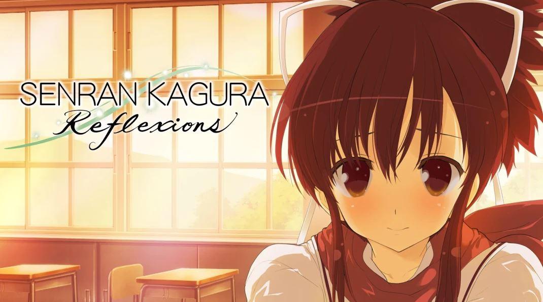 SENRAN KAGURA Reflexions (S) $4.99 via eShop. DLC also on sale.