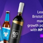 Image for the Tweet beginning: HP Indigo digital technology makes