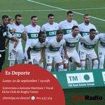 Image for the Tweet beginning: ➡️Hoy en #EsDeporte ⚽la tertulia