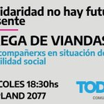 Image for the Tweet beginning: Las organizaciones que formamos parte