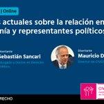 Image for the Tweet beginning: #HOY El Centro de Estudios