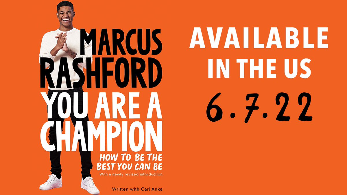 Excited to announce that 'You are a Champion' will be made available by @MacKidsBooks to purchase in the USA this June 🇺🇸 Available for pre-order now at all major retailers: bit.ly/3CtpFYt Looking forward to hearing what everyone thinks 📚 @Ankaman616