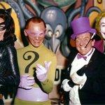 Image for the Tweet beginning: Batman's villains, 1966