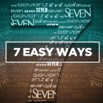 Image for the Tweet beginning: There are 7 Ways to