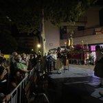 Image for the Tweet beginning: Santa Tecla acaba d'arribar al