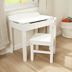 Melissa & Doug Wooden Lift-Top Desk & Chair $73.99  at
