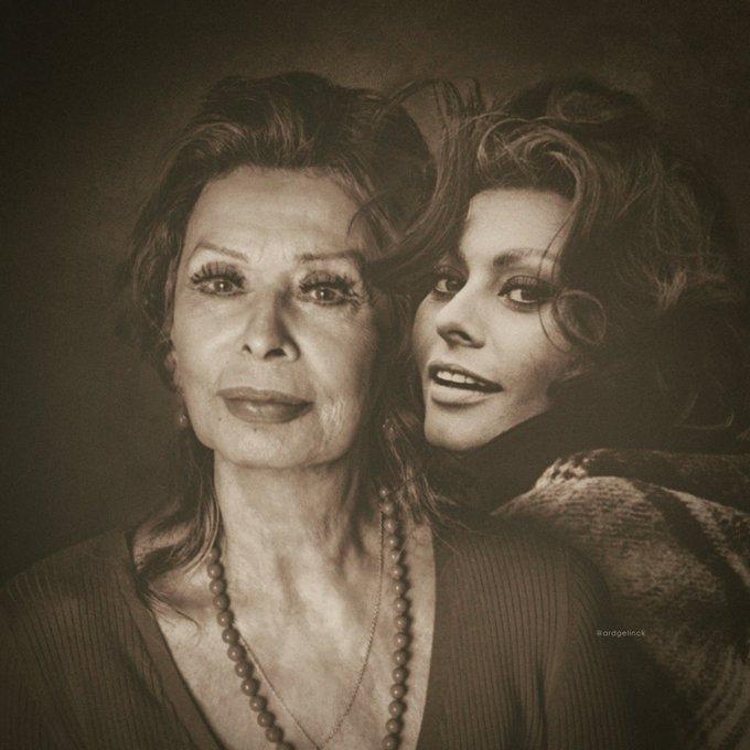 Happy birthday to Sophia Loren CH87RS!