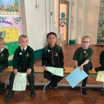 Image for the Tweet beginning: Our super Good Samaritan children