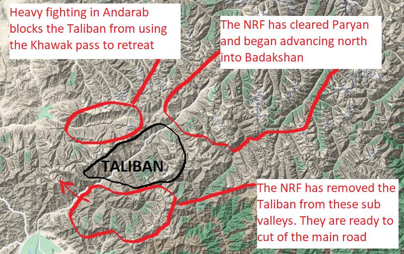 Hối hận vì đánh Panjshir, Taliban sẽ phải làm điều nhục nhã này nếu không muốn thảm bại? - Ảnh 7.