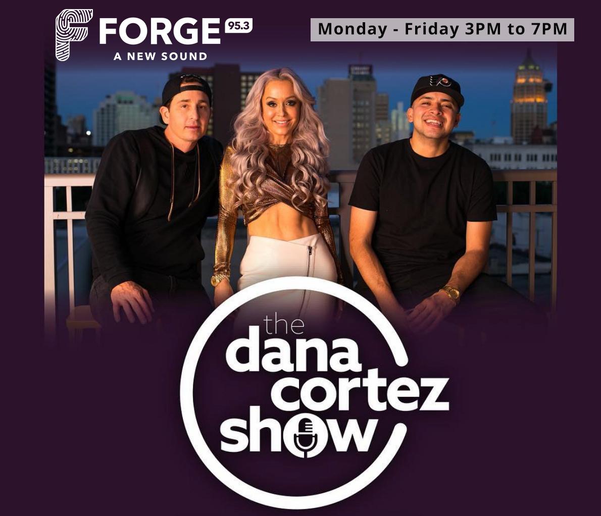 Fresno's BEST drivetime show is The Dana Cortez Show, Monday - Friday, 3pm to 7pm only on Forge 103.9! 😎 #thedanacortezshow #forge953 #fresnoradio #latinasinradio #womeninradio #danacortez #drivetime #fresnolife