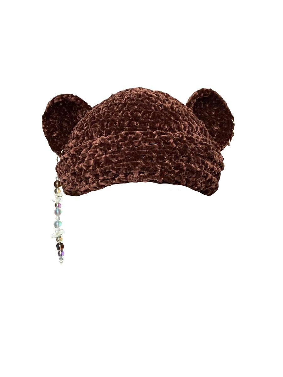 pierced bear balaclava 🐻