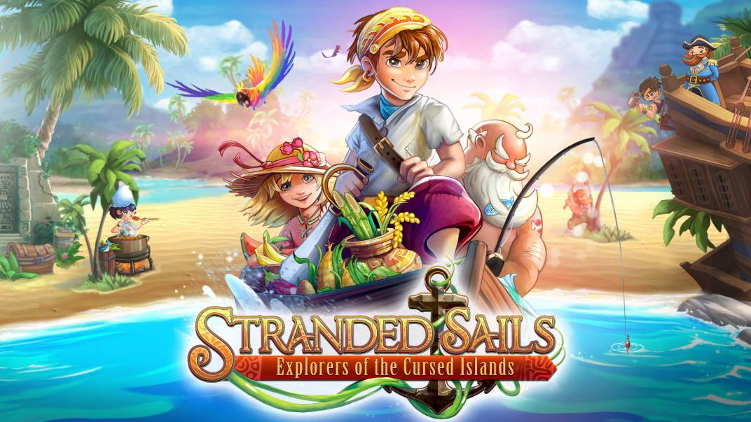 Stranded Sails - Explorers of the Cursed Islands (S) $9.99 via eShop.