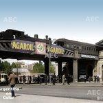 Image for the Tweet beginning: 📷Una gran escena del Puente