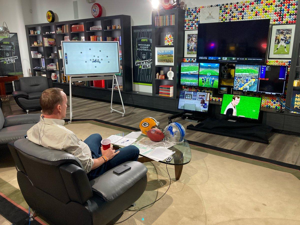 @ESPNPR's photo on Manning