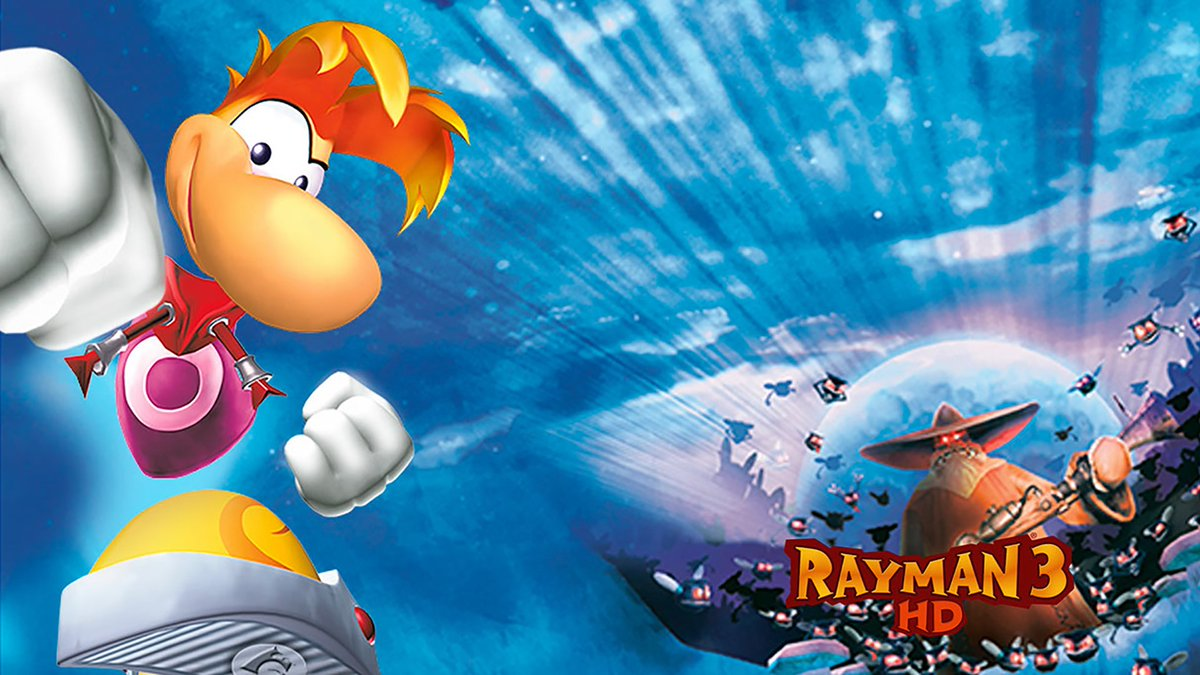 Rayman 3 HD (X1/360) $4.99 via Xbox (Gold Price).