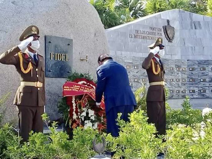 Culmina Presidente de Vietnam visita oficial a Cuba
