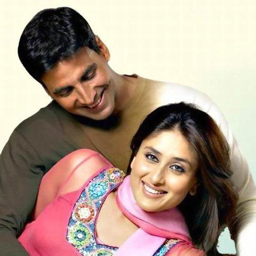 Kareena Kapoor is my lucky charm. -Akshay Kumar  Happy birthday ..
