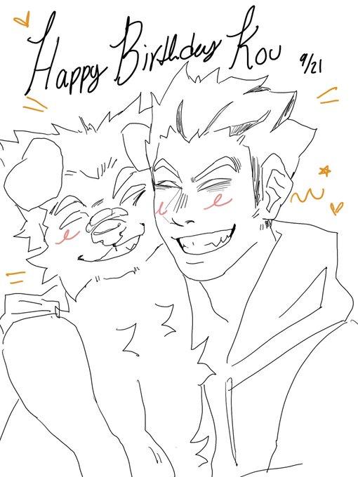 HAPPY BIRTHDAY TO MY DARLING BIG BOY (    ) |