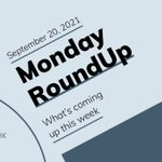 Image for the Tweet beginning: #MondayRoundup: We have an exciting
