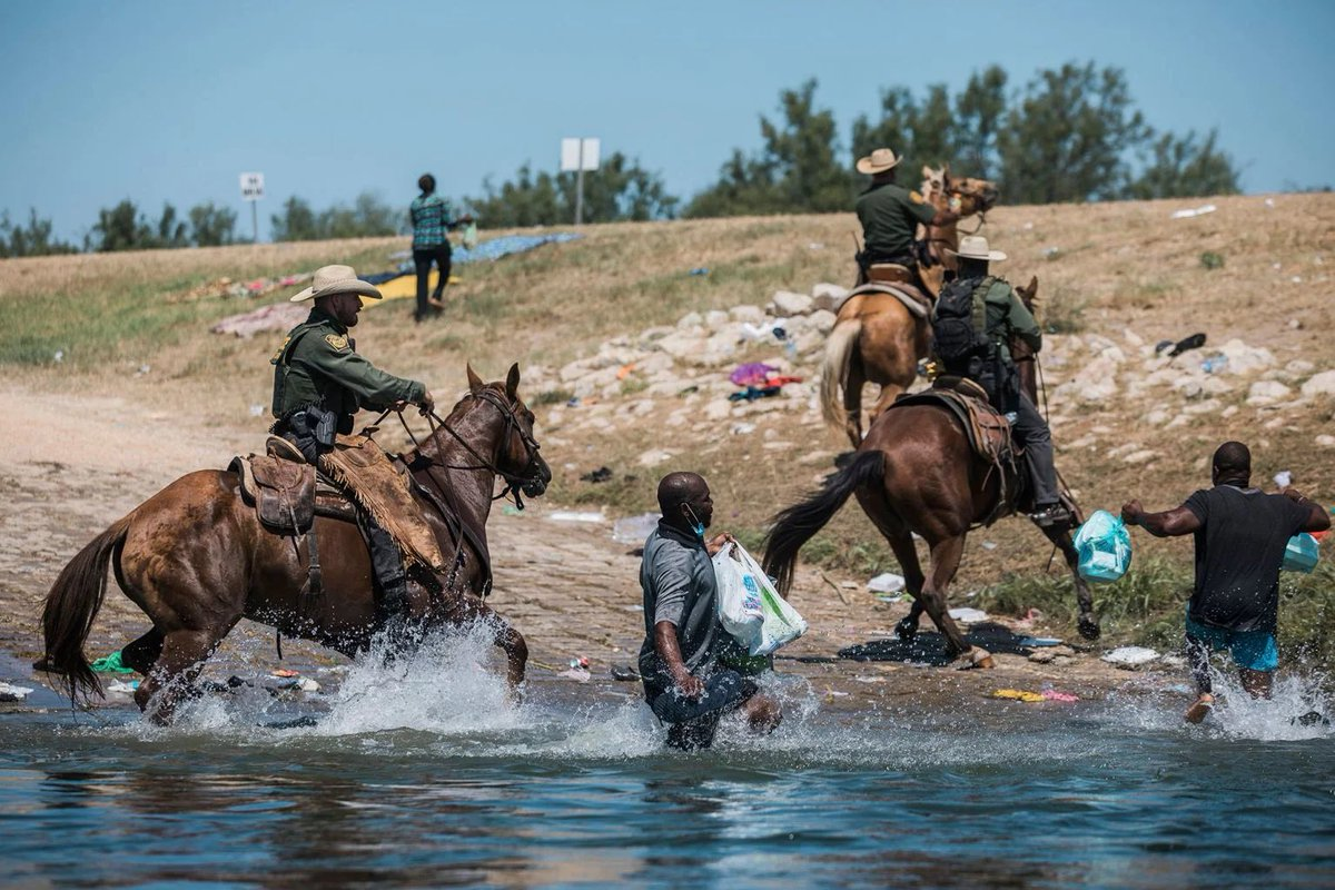 Охота на граждан демократического Гаити