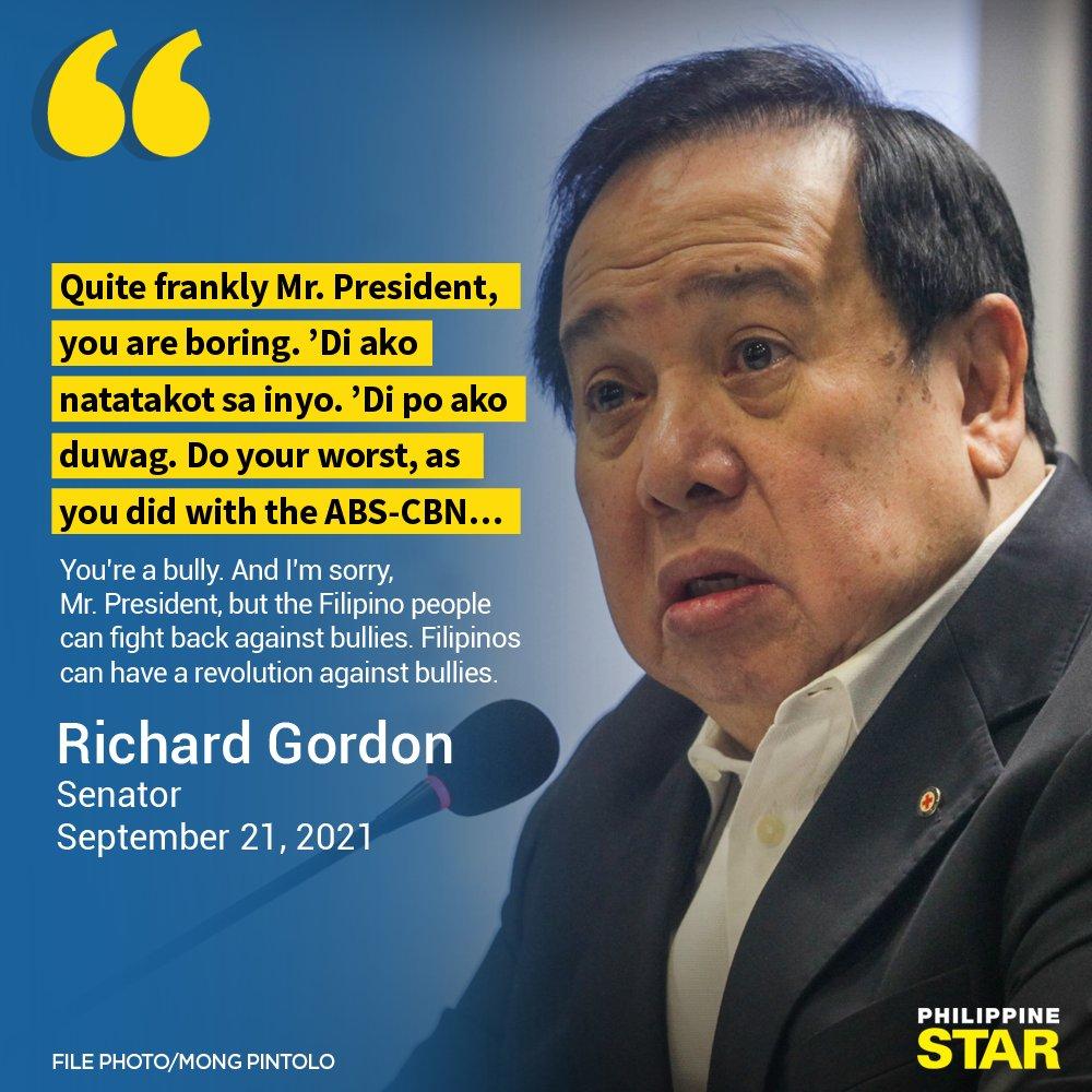 @PhilippineStar's photo on Mr. President