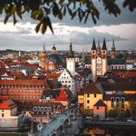 Image for the Tweet beginning: Würzburg is a town in
