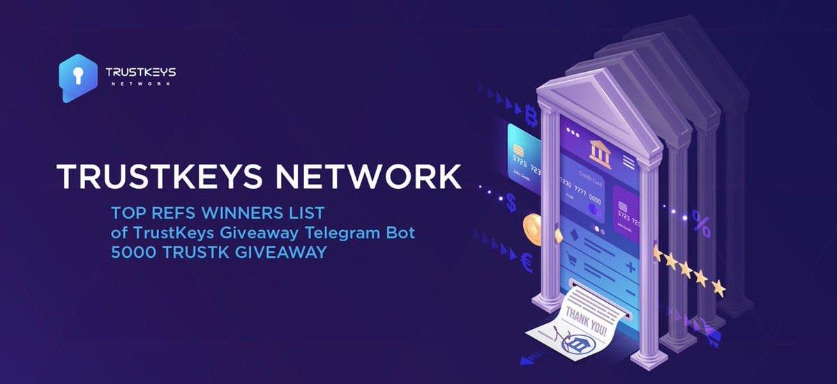 TrustKeys Network (@TrustKeysGlobal)   Twitter