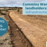 Last shout-out to landholders in the Cummins Wanilla Basin area – grants for drainage infrastructure works close this Friday. Give our water officer a call on 0428 815 487 or find out more on our grants page https://t.co/hM9w39GQJ8