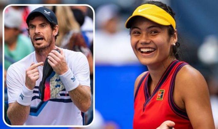 🗣 Andy Murray: 'Emma Raducanu'ya telefonum her zaman açık. Ama ona tavsiye için bekleyişte değilim. Çünkü bu durum inanılmaz derecede rahatsız edici.  O bir şampiyon.'