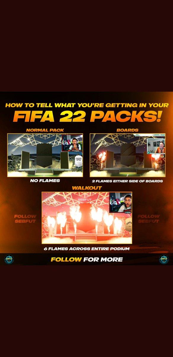 RT @TCFGAM1NG: Voilà une image pour comprendre les différentes animations !  #FUT22 #FIFA22 https://t.co/GBoVHUFhgo