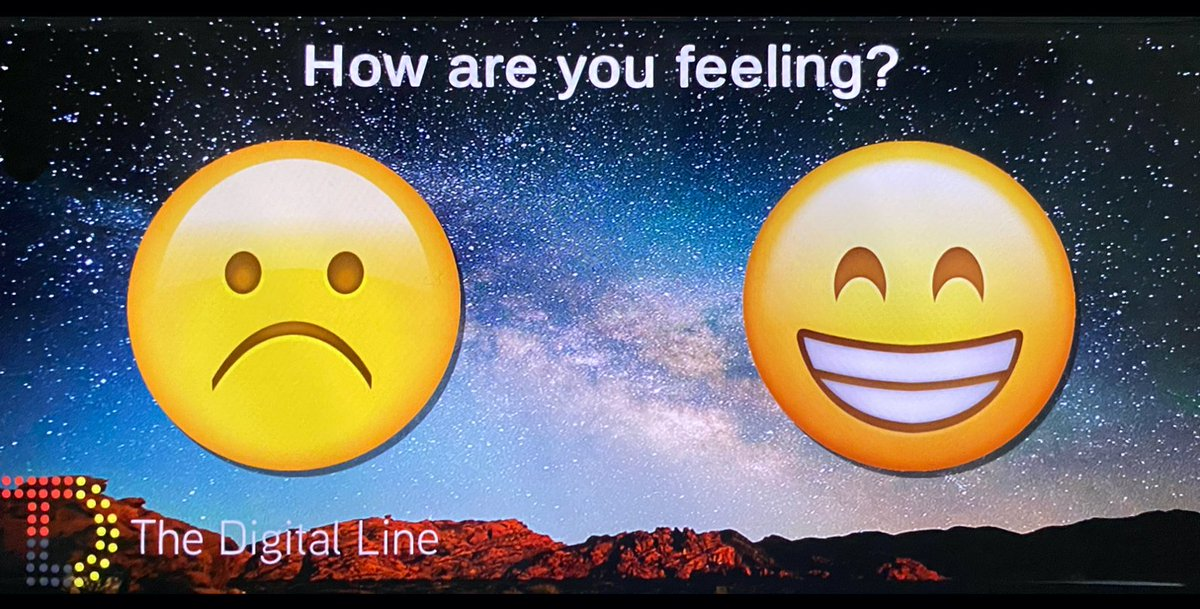 thedigitalline.co.uk/2020/09/30/emo…  Emotive Eye App  By tapping either the happy face or the sad face, users can simply and easily directly express how they are feeling. #carehomes #emotiveeye #futuretech