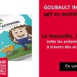Image for the Tweet beginning: Initiative #1 - Goubault Imprimeur