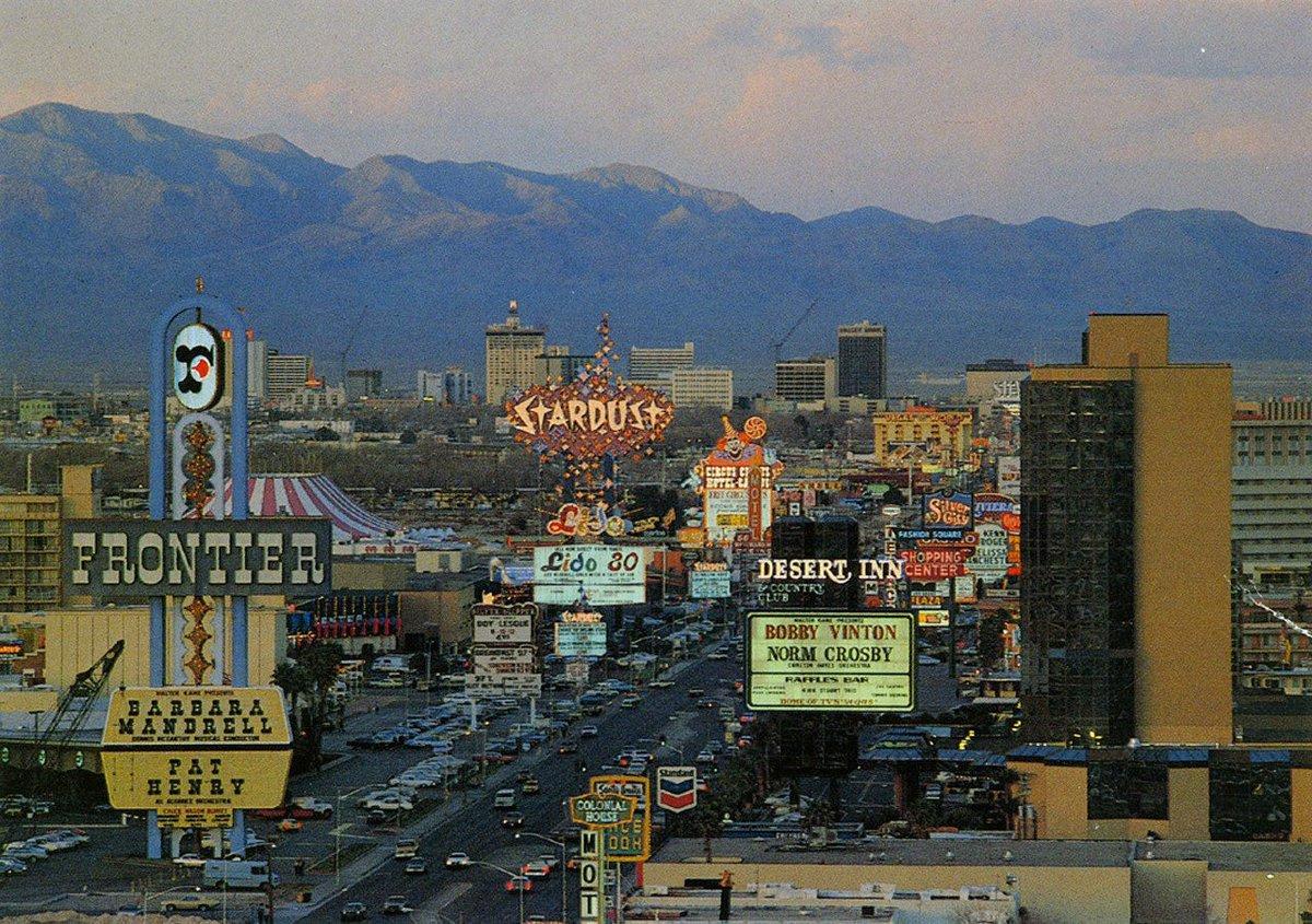 Las Vegas Şeridi, 1980 [1280 x 901] - #Las #Şeridi #Vegas