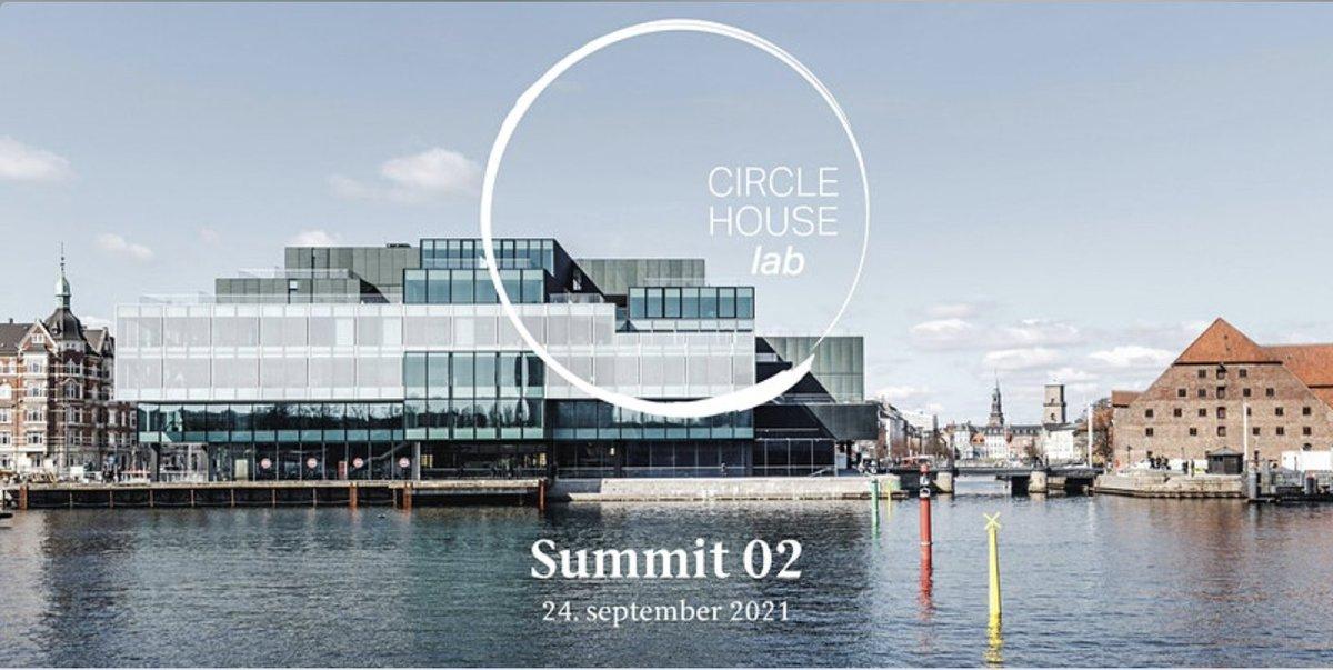 Circle House Lab inviterer til Summit den 24. sep kl. 13-17. Bliv opdateret på den nyeste viden om #cirkulært #byggeri og #CO2-reduktion, nye paradigmer for cirkulære udbud og del erfaringer med frontløberne i den danske byggebranche. Gratis billetter: https://t.co/n6j4x5CDWT