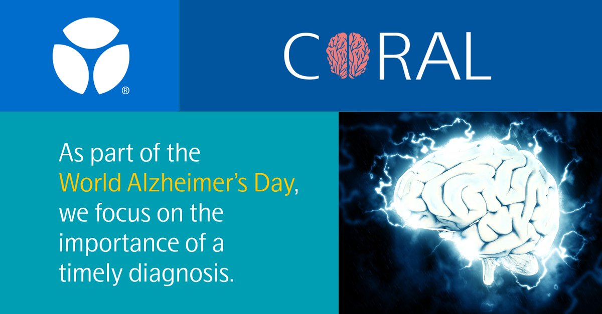 Prof. Teunissen: CORAL will accelerate the development of robust #biomarker assays for screening, early diagnosis, treatment monitoring and better treatments for people suffering from this devastating disorder. #knowalzheimers #worldalzmonth #endalz https://t.co/VW3kCjZ57l https://t.co/qLXdZq8qo0