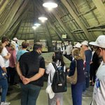 As part of the 10th anniversary activities of the European @CooperationDay, the Aşağıpınar excavation site which contains exciting findings regarding the agricultural activities of the first people who came to Thrace from Anatolia is visited.  #cbcbgtr #interreg #ecday2021