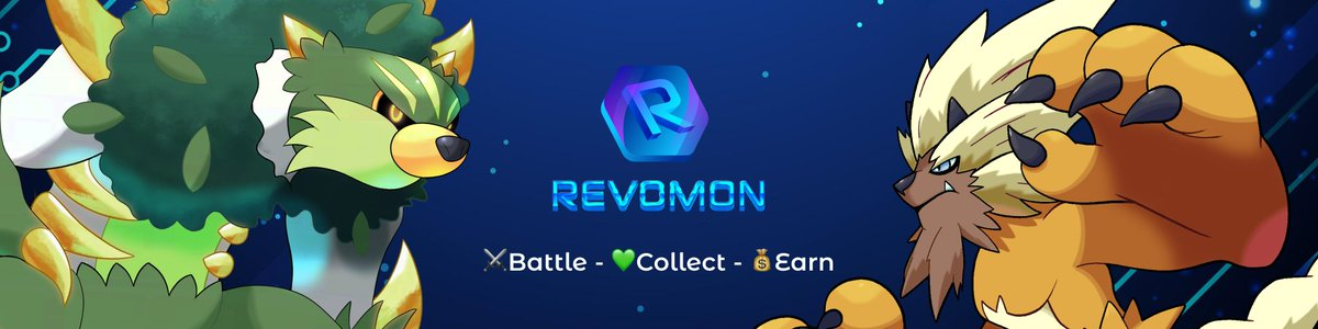 #revomon is an online monster trainer RPG that fully integrates #NFTs with cutting edge #VR, allowing our players to create real value in a virtual world.  For all VR users, play now on @SideQuestVR: sidequestvr.com/app/4936/revom…  #Sidequest #VirtualReality #Oculus #VRChat_world紹介