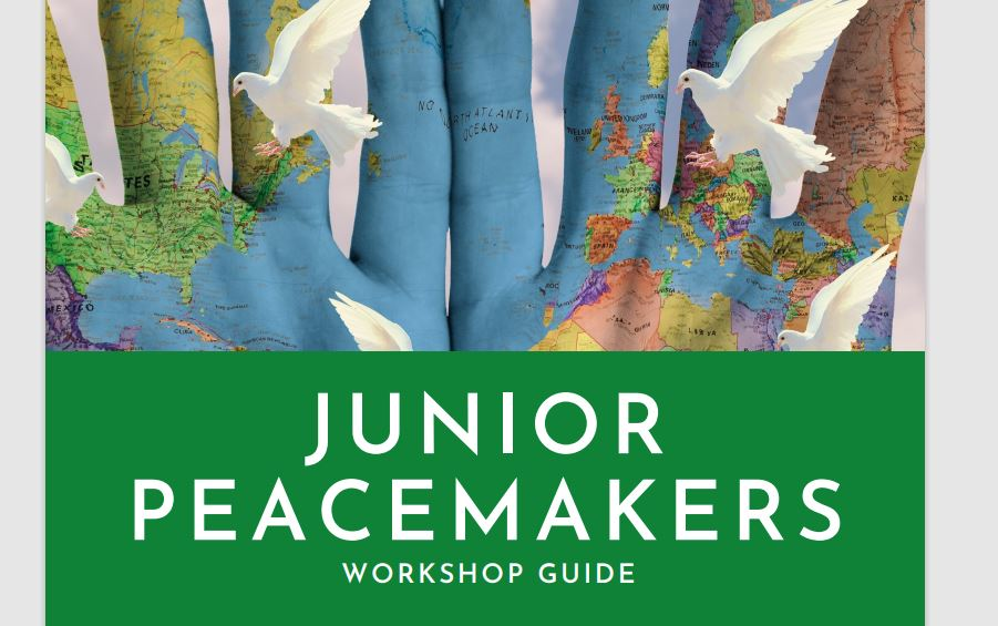 To celebrate #2021PeaceDay we're launching our JUNIOR PEACEMAKERS WORKSHOP GUIDE for teachers/facilitators educating for peace with children aged 8-11.A toolkit of ideas & activities to help you run your own one day workshop (6 themes) download- peacemakers.org.uk/resources #KS2