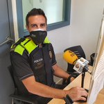 Image for the Tweet beginning: La Policia Local #Cubelles fa