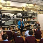 Learning all about levers