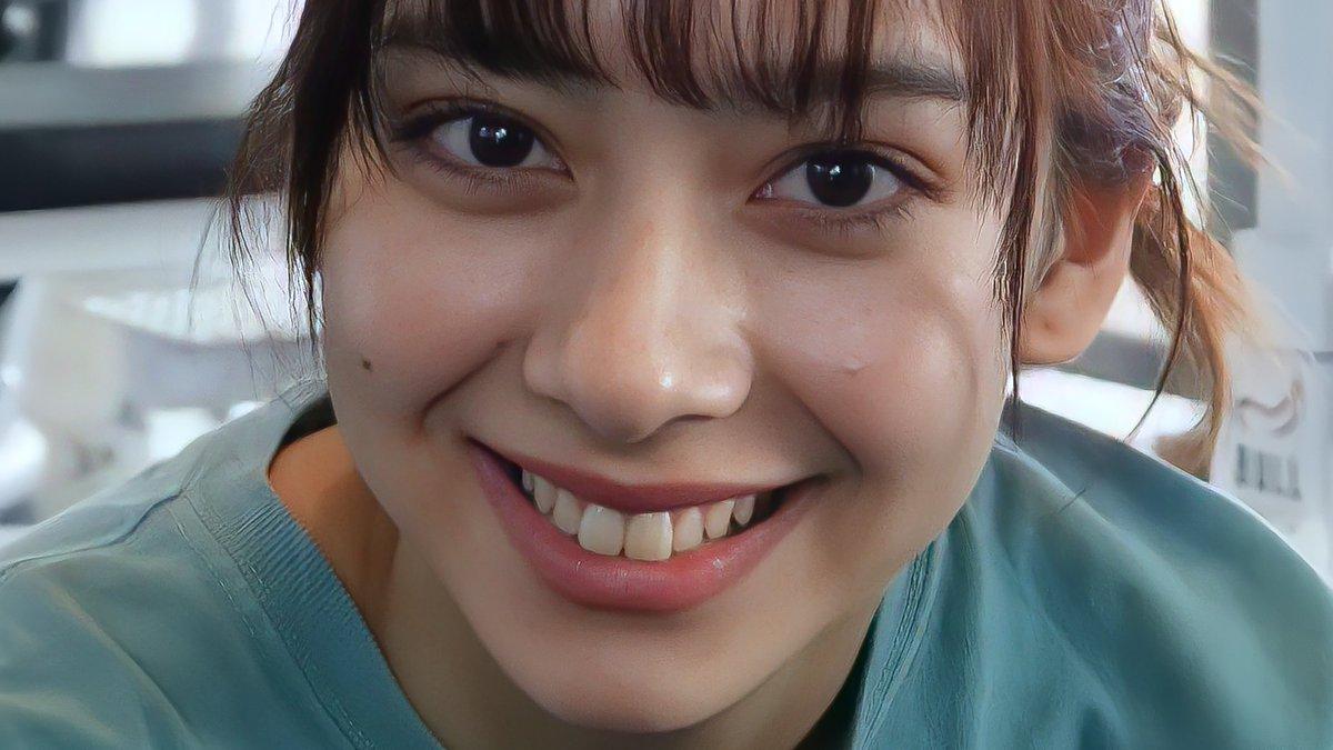 小山ティナの鼻